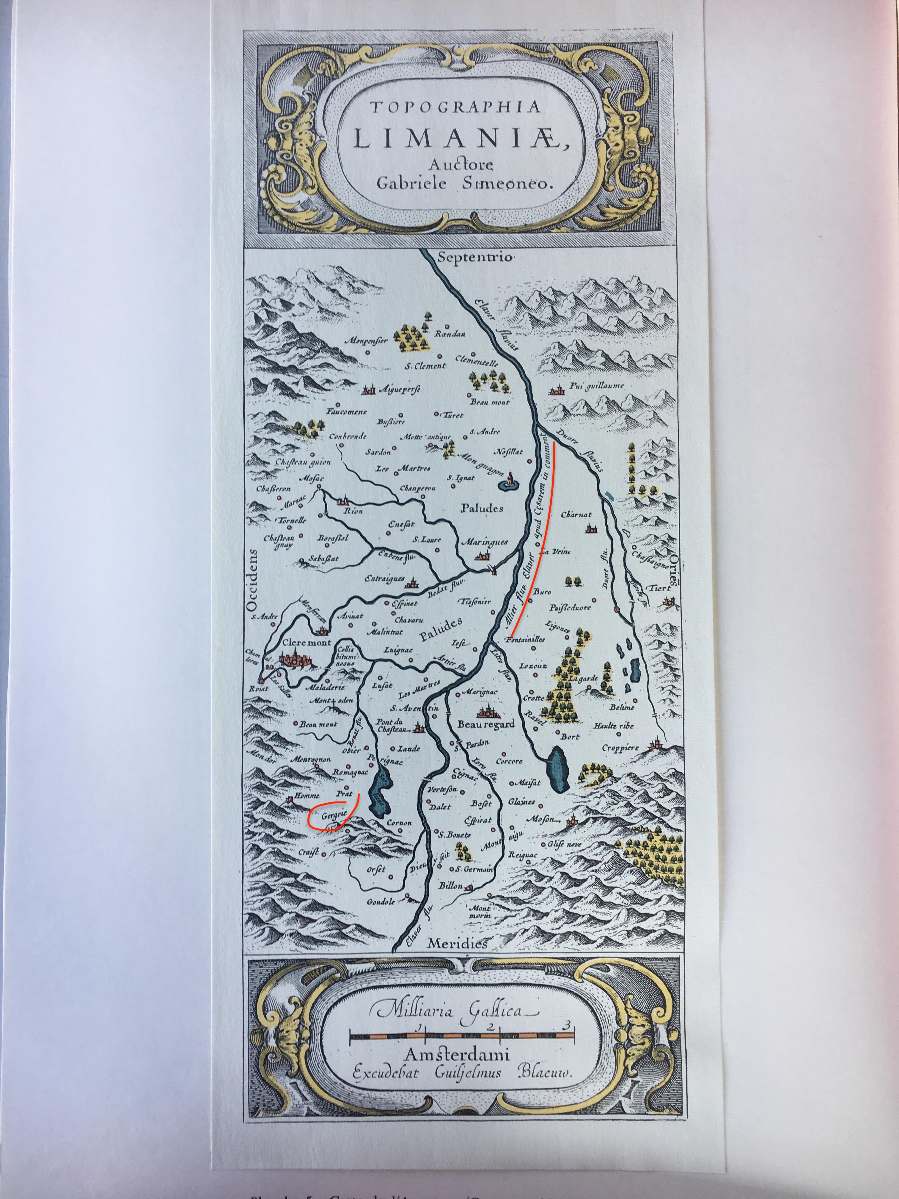 Siméoni limagne d'Auvergne