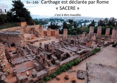Carthage, ancienne cité Punique