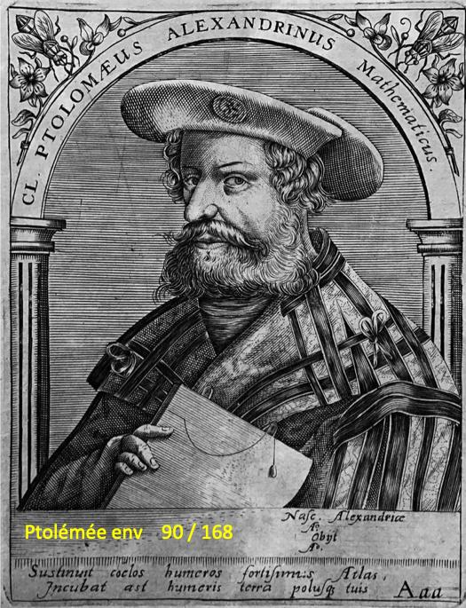 Le Liger d'après Ptolémée