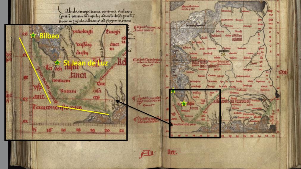 Ptolémée Pyrénées