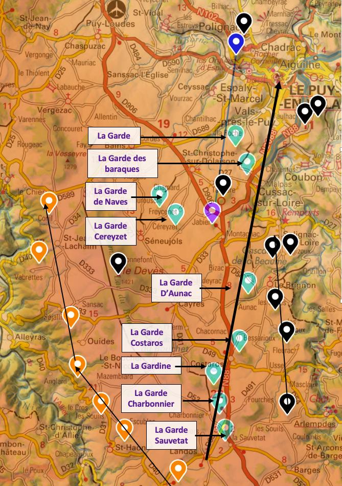 Landos le Puy en Velay