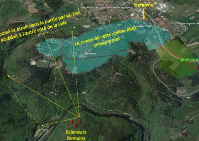 Gergovie est chez les Arvernes à Saint Maurice de Lignon